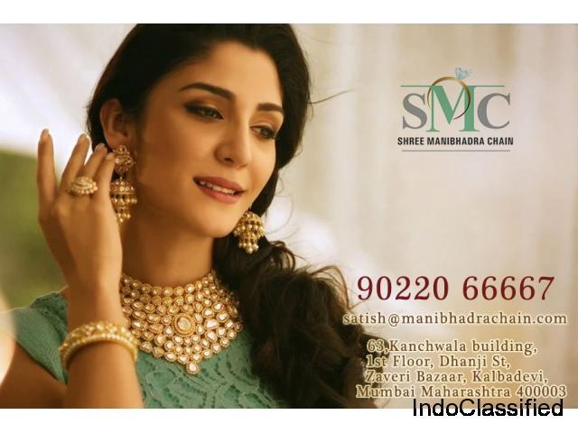 Wholesale jewellers in Mumbai   Jewellery Wholesalers in India - Shree Manibhadra Chain
