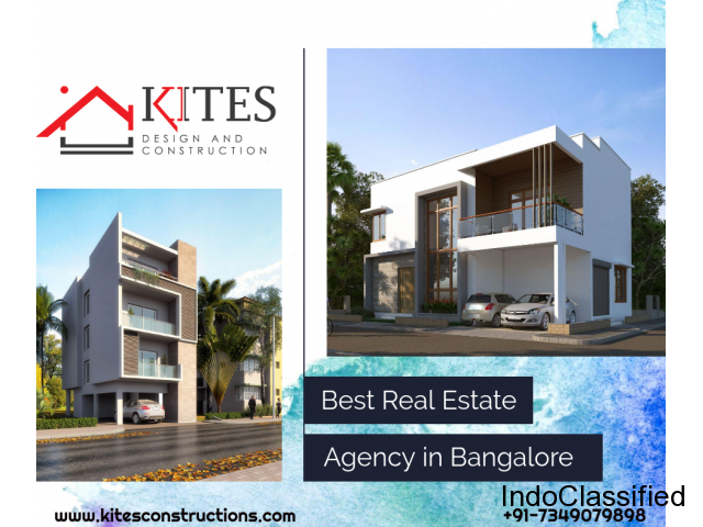 Kites Design & Construction- Quality Construction With Beautiful Interior