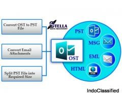 Best OST to PST Converter Software