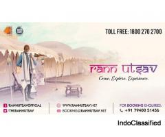 Rann Utsav Packages | Kutch Rann Utsav Tour Packages 2018-19