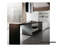 Stainless Steel Kitchen Cabinets Are Easy To Clean