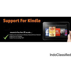 Kindle Customer Support Toll-Free Helpline Phone Number
