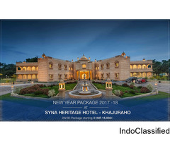 New year party at Syna Heritage Hotel