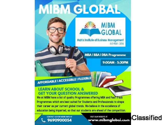 Online Management Courses in India
