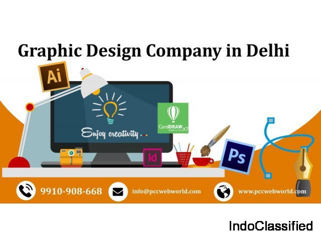 Best Graphic Design Company in Delhi