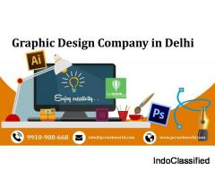 Best Graphic Design Company in Delhi