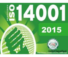 ISO 14001 Certification in india