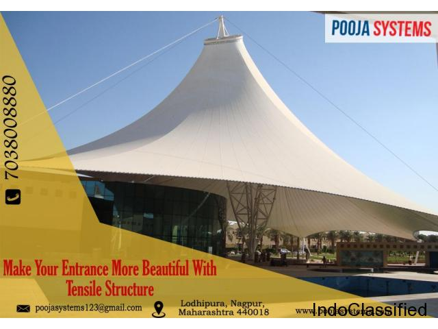 Tensile Structure at Affordable Rate