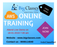 AWS ONLINE TRAINING DEMO