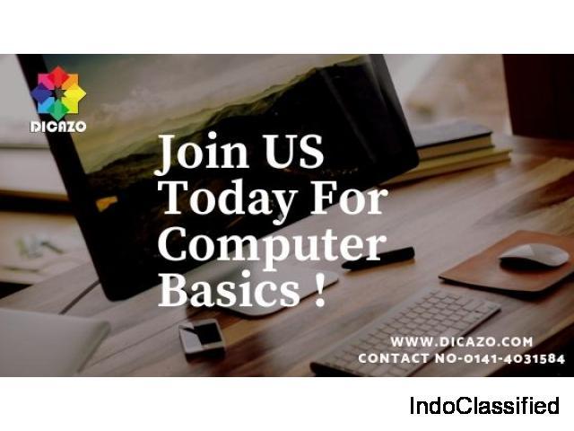 Basic computer Course Training Institute in Jaipur