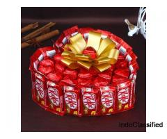 "New Year Chocolates Online "" Buy/Send New Year chocolates"