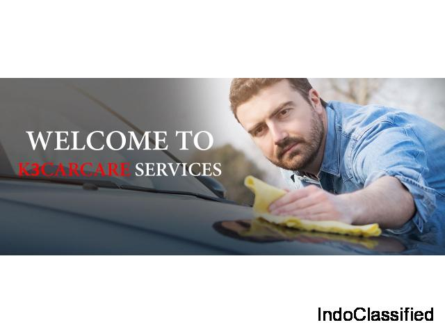 K3CARCARE- Car Services in Varanasi | Door Step Car Wash in Varanasi