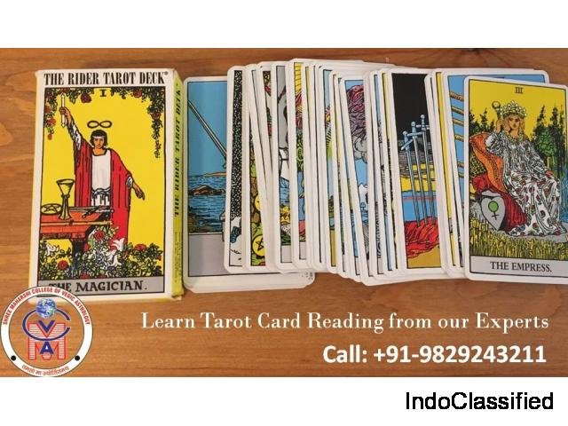Tarot Card Reading Course in India
