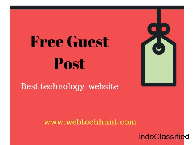 Latest Technology News Website