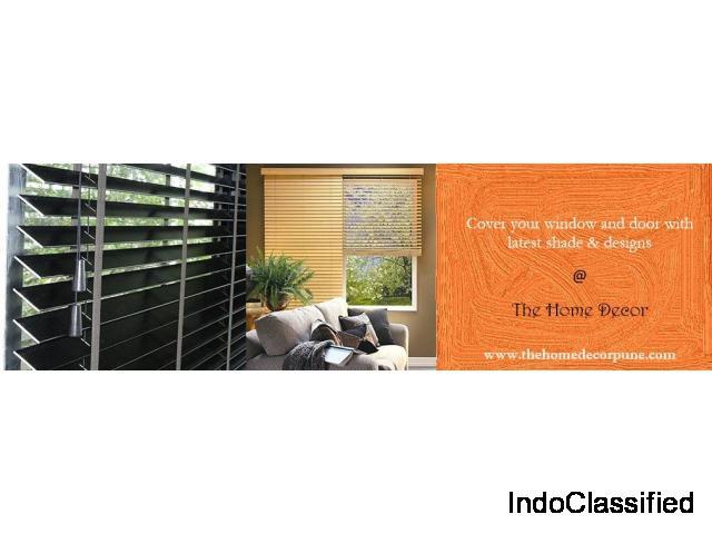 Ventilation Blinds Dealer in Kalewadi | The Home Decor