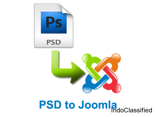 Check to the best PSD to Joomla Conversion Service