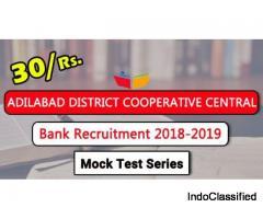 Adilabad Central Bank Assistant Manager Mock Test Series 2019
