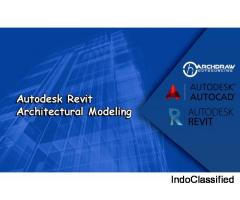 Autodesk Revit Architectural Modeling - Archdraw Outsourcing