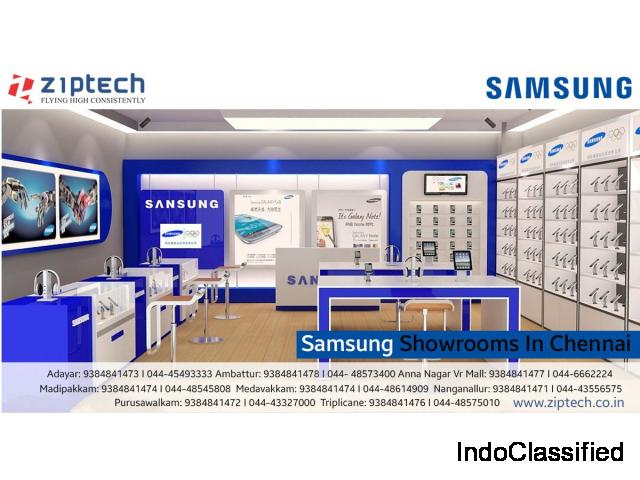 Samsung Showrooms in Chennai