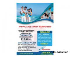 Affordable Family Membership Premium Plan