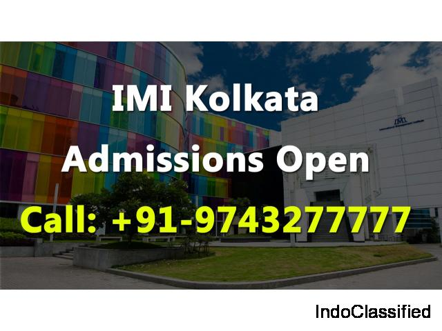 Admission Guidance in IMI Kolkata