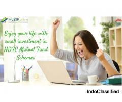 Explore More opportunities with HDFC Mutual Funds at MySipOnline
