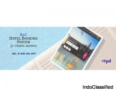 B2C Hotel Booking System for Travel Agents!