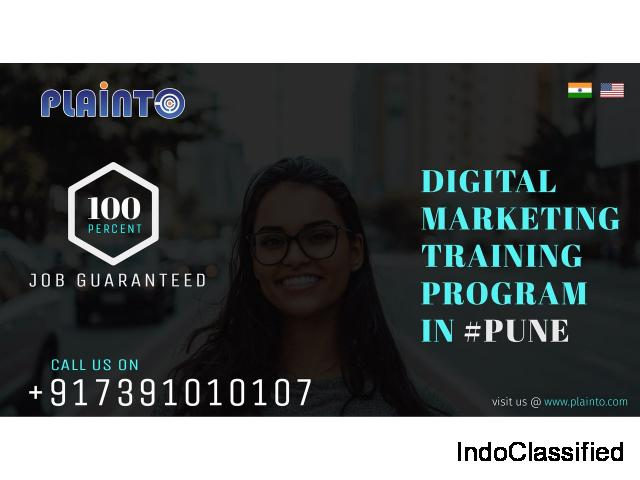 Learn Advanced Digital Marketing from Experts with Live Project – Plainto