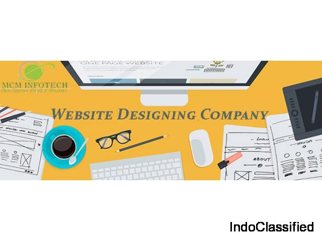 Top 10 Web Designing Company | MCM Infotech