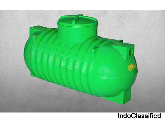 Aquatech Tanks - Roto Molded Sewage Water Storage Tanks Manufacturers
