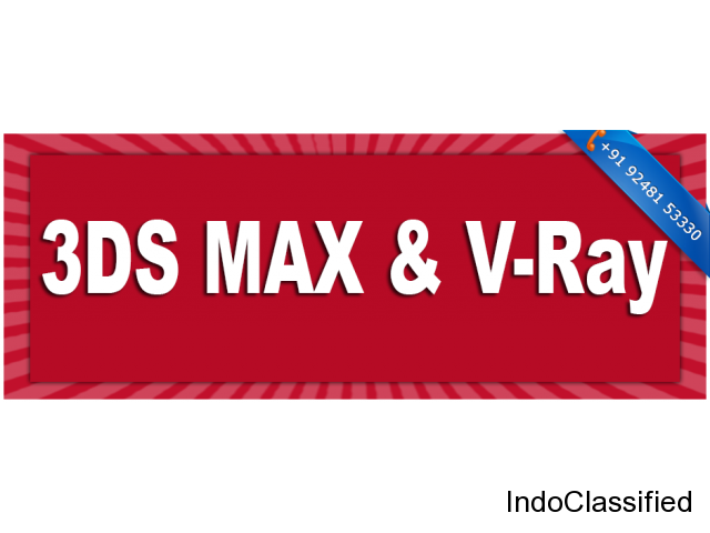 Online 3ds max training course institutes in ameerpet hyderabad india