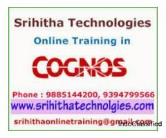 Cognos 11 Online Training