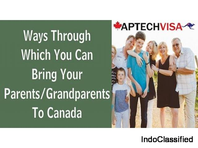 Apply For Canada Super Visa.