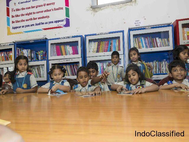candore shrine school Hyderabad