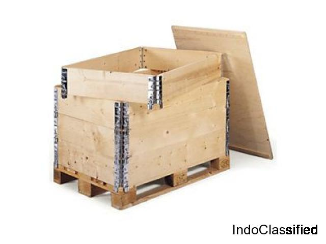 Wooden Packaging Boxes | Dna Packaging Systems