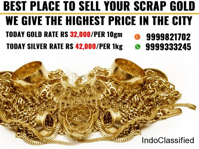 Top Gold Jewellery Buyer in Delhi