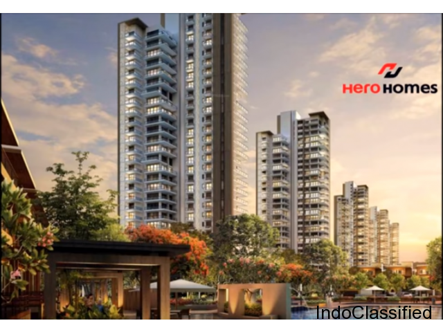 Hero Homes Gurgaon | Hero Homes Sector 104 Dwarka Expressway
