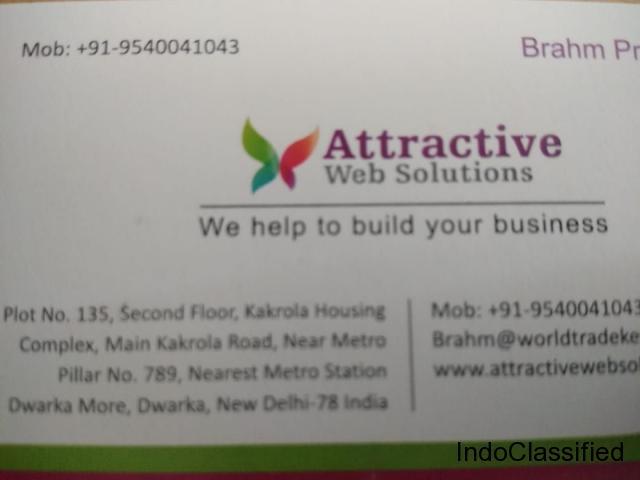 seo company attractive web solutions