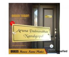 Name Plates Manufactures