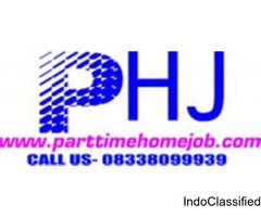 Free Online Part Time Jobs from home