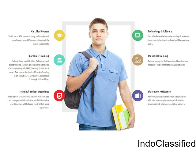 Best IT Training Academy Institute in Pune