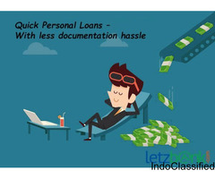 Know Quick Personal Loans With Less Documentation Hassle at Letzbank