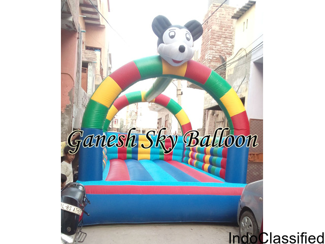 Inflatable Sliding Bouncy