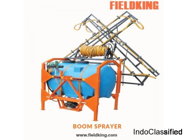 Boom Sprayer Agriculture Equipment Manufacturers In India