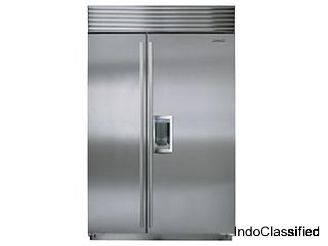 Built-in Refrigerators run Entire Life