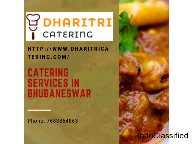 Top Catering Services in Bhubaneswar