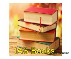 Best Books for UPSC IAS Prelims and Mains Exam Preparation