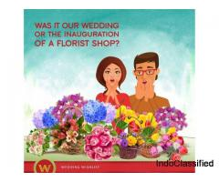 What Are the Checklist of Wedding Registries in India - Wedding Wishlist