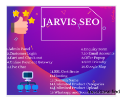 Jarvis SEO services, Social media marketing