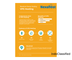 VPS Hosting Service | Virtual Private Server | Nexahost Services